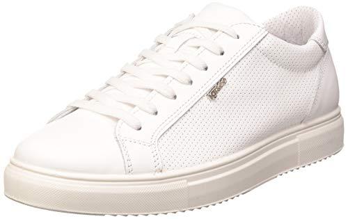 IGI&CO Scarpa Uomo USH 51387, Sneaker, Bianco (Bianco 5138722), 43 EU
