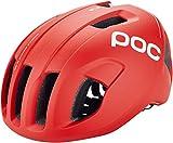 POC Ventral SPIN Casco Ciclismo Unisex Adulto, Rojo Prismane Red, M/54-60cm