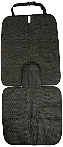 Bébé Confort Protector de Asiento Trasero 'Black' - Para evitar las marcas de patadas de los bebés en los asientos traseros, color negro
