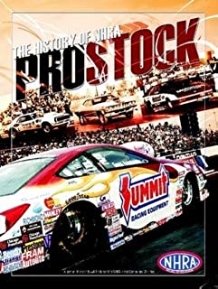 The History of NHRA Pro Stock (hardcover)