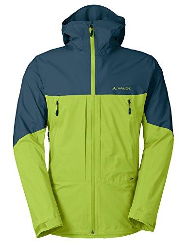 VAUDE Herren Men's Croz 3L Jacket II Jacke, Chute Green, S