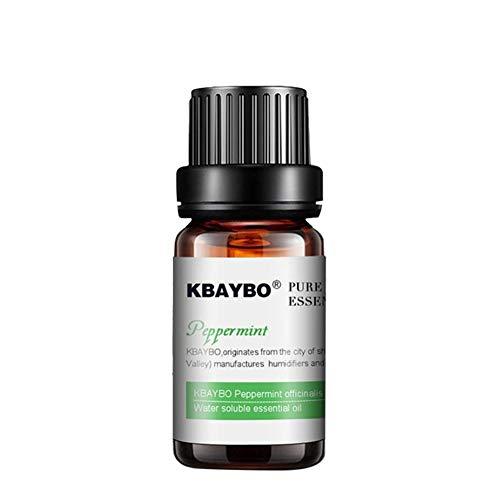 10 ml Minze Lavendelöl Natürliche Aromatische Pflanze Aromatherapie Luftbefeuchter Wasserlösliche Geruchlos Entspannung