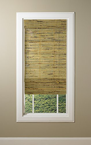 Lewis Hyman 0243471 Kona Roman Shade, 71-Inch Wide by 64-Inch Long, Natural