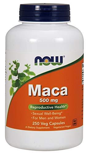 Now Foods Maca Capsules 02 kg