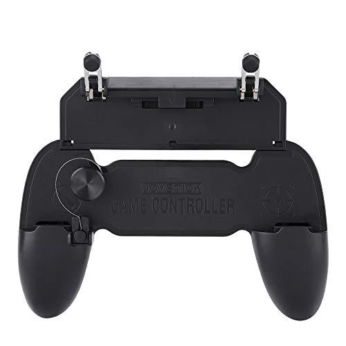 Tosuny Controlador de Gamepad móvil W11 +, Gamepad con Soporte Ajustable, Controlador de Juego portátil con Joystick Flexible, Adecuado para la mayoría de los teléfonos