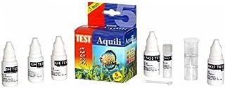 Aquili Test 5 en 1 – Set para la medición de pH, KH, GK