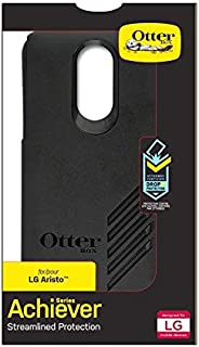 OtterBox ACHIEVER SERIES Case for LG Aristo - Retail Packaging - BLACK