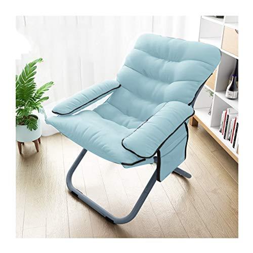 Chaise Pliante Famille Paresseux Canapé Lavable Ordinateur Canapé Chaise Salon Chambre Salon Fauteuil Inclinable Coussin Multifonctionnel