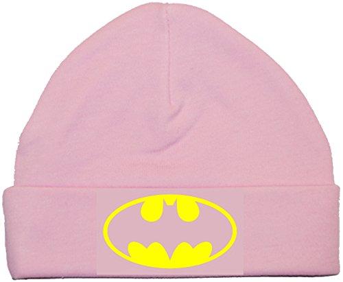 Bonnet de Beanie Bonnet//Bonnet Batman Noir 0 /à 12 Mois