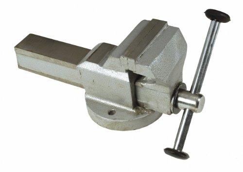 MAURER 2320046 Tornillo Banco Acero Homologado 80mm, gris