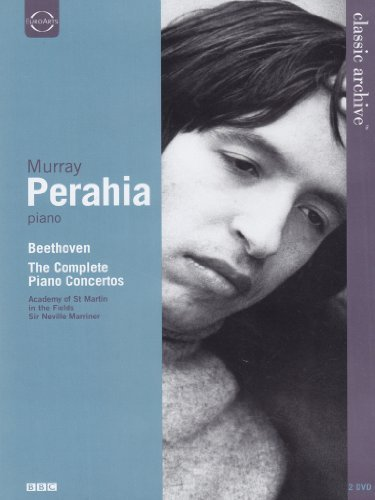Classic Archive: Murray Perahia - Beethoven, the Complete Piano Concertos by Murray Perahia