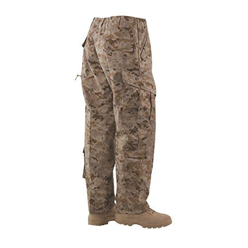 Tru-Spec Men's, Tactical Response Uniform Pant, Desert Digital, X-Large Long