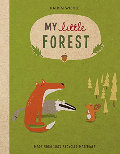 My Little Forest (Natural World Board Book)