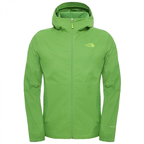 The North Face Quest, Giacca Uomo, Verde (Flashlight), L
