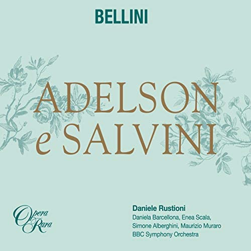 Daniela Barcellona, Enea Scala, Maurizio Muraro, Simone Alberghini, Daniele Rustioni & BBC Symphony Orchestra