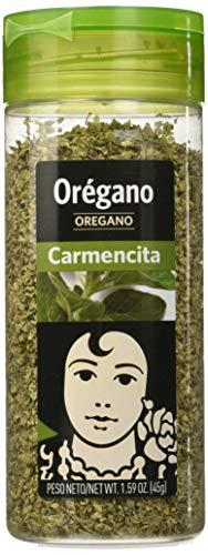 Carmencita Orégano Especias, 45g