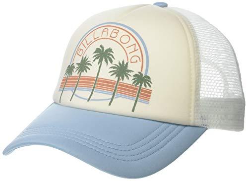 BILLABONG Damen Across Waves Baseball Cap, Kühlwasser, Einheitsgröße