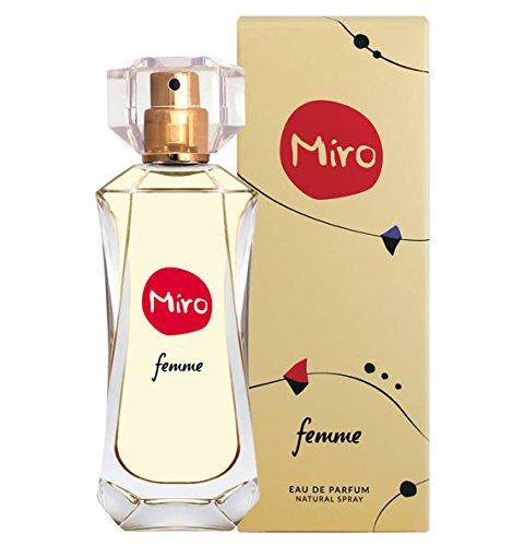 Miro Femme Eau de Parfum, 1er Pack (1 x 50 ml)