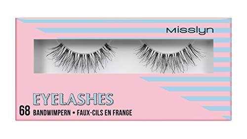 Misslyn Eyelashes Eye Look Enchanting, 2 Stück
