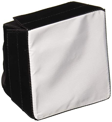 CowboyStudio MF-70 Photo Flash Diffuser 3.5 x 3.5 Inches Mini Softbox for All Speedlights