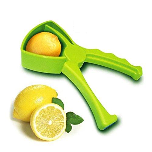 Presse-Citron - Presser des Agrumes de Toute Taille - Presse Agrume Manuel en ABS - Fonctionne avec Citrons, Citrons Verts, Oranges et Agrumes de Toute Taille