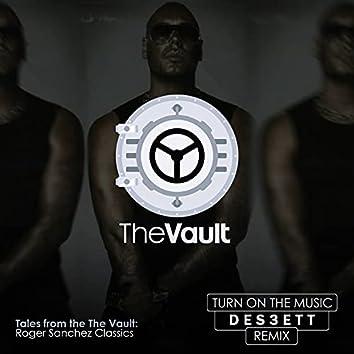 Turn on the Music (feat. GTO) [DES3ETT Remix]