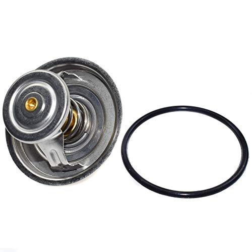 XINGFUQY Motorkühlmittel-Thermostat Fit for BMW E34 E36 E38 E39 323i 328i 525i 318is 325i 520i Z3 11537511083 11531733803 11531721002