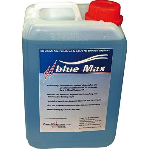 Unbekannt POWERBOX Systems Smoke ÖL Blue MAX 5 Liter