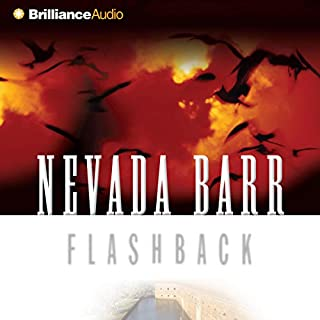 Flashback     An Anna Pigeon Mystery              By:                                                                                                                                 Nevada Barr                               Narrated by:                                                                                                                                 Joyce Bean                      Length: 6 hrs and 5 mins     19 ratings     Overall 4.2