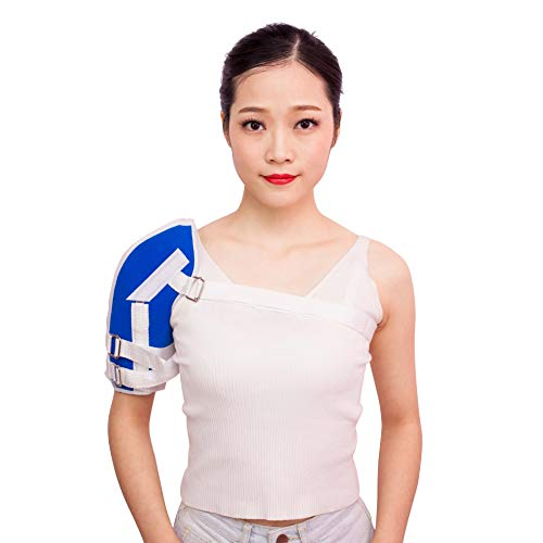 JM-Y Schulterbandage Verstellbare Schulter Unterstützung Bandage, Gurt hilft Stabilität, arthritische Schultern, schulterluxation, Unisex, passt sowohl Links oder rechts Schulter