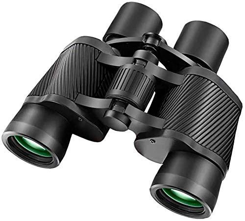 Prismáticos para adultos de 20 x 40, potentes prismáticos adecuados para observación de aves, ópticas multirevestidas, duraderos, de tamaño completo, transparentes, adecuados