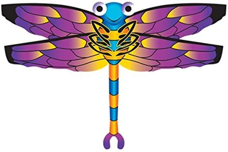 44 Inch X-Kites SkyBugz Dragonfly Kite w Handle & Line by X-Kites