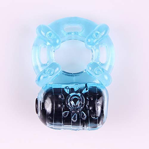 Oolong 5 Frequency Vib-era-te Sillicone Ckring for Men
