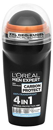 L'Oreal, Desodorante - 6 de 50 ml. (Total 300 ml.)