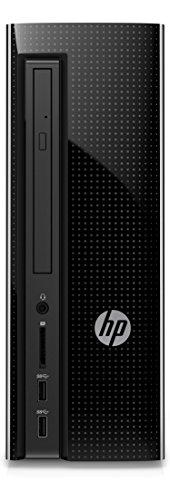 HP Slimline 260-a103ns – Ordenador de sobremesa (Intel Celeron J3060, 4GB de RAM, 1TB de Disco Duro, Windows 10 Home)
