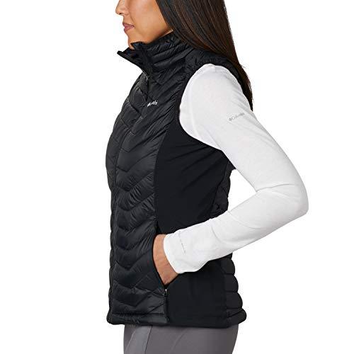 Columbia Women's Vest, Powder Pass