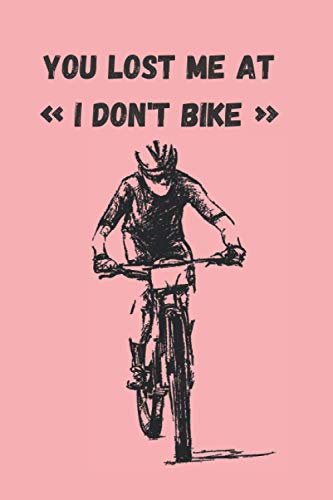 You lost me at « I don't bike »: Bicycle Log Journal