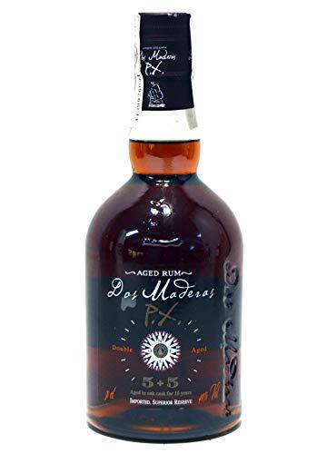 Dos Maderas Dos Maderas PX 5YO + 5YO Rum  Dark (1 x 500 ml)