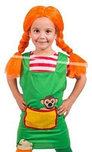 Costume enfant vert insolent fille taille 116-134 cm