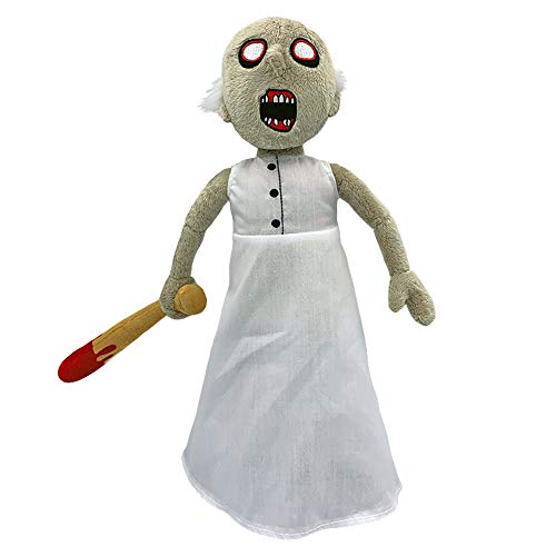 Granny Official Horror Game 7' Beanie Plush (Amazon Exclusive)