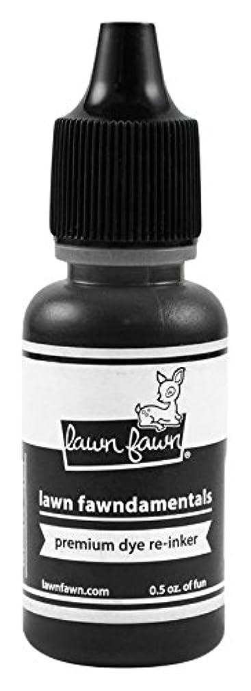 Lawn Fawn Dye Ink Reinker Blue Jay
