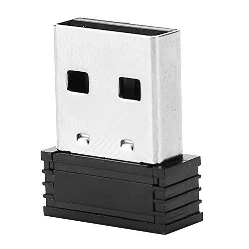 VGEBY Ant + Transmisor USB Receptor Adaptador de Memoria USB Inalámbrico Compatible para Accesorios de Ciclismo para computadora de Bicicleta(Wireless)