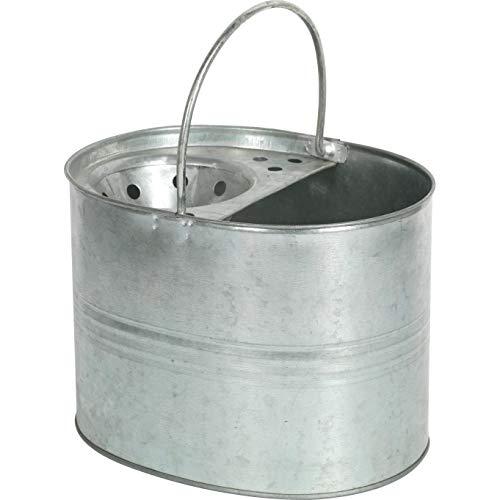 Sealey BM08-13 litros cubo de fregona galvanizado