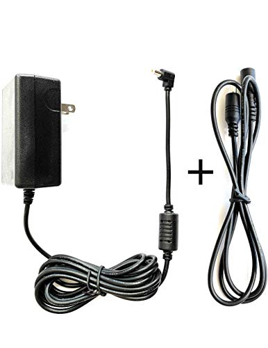 12V AC/DC Power Adapter/Power Supply Replacement for Sonic Comfort Luxe Multi-Functioning Massager with 3 feet Long Extension Cable