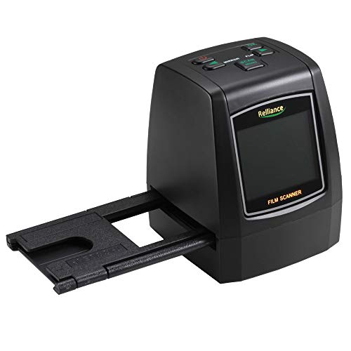 Review Of Zhoumin Negative Film Scanner Photo Scanner Slide Film Scanner Digital Film Converter