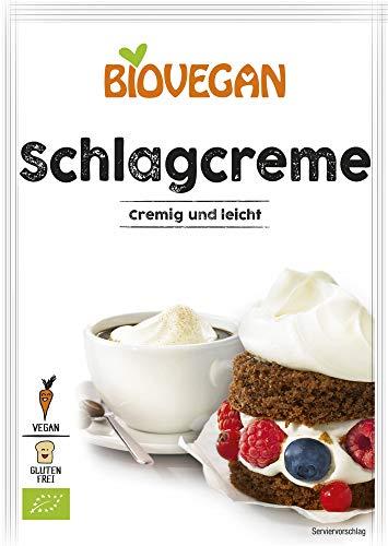 Biovegan Bio Schlagcreme, BIO (6 x 54 gr)
