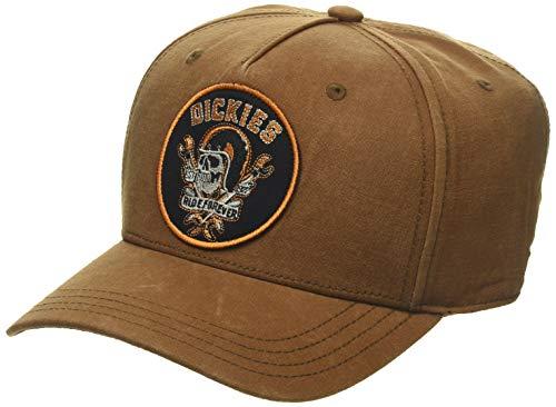 Dickies Unisex Leburn Baseball Cap, Braun (Brown Duck Bd), (Herstellergröße: One Size)