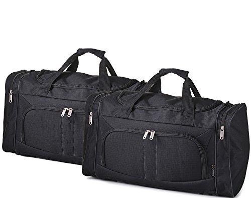 Set von 2-5 Cities 32L Tache Reisetasche Sporttasche Leichte Handgepäck