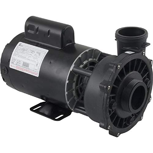 """Waterway Executive Spa Pump Side Discharge 56-Frame 2"""" 3.0Hp 230V 2-Speed 3721221-1D"""