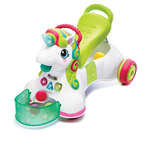 Infantino Interactive Unicorn Pusher